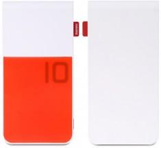 Powerbanka Remax COLOR 10000mAh, bílá/červená
