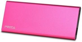 Powerbanka Remax V08, růžová