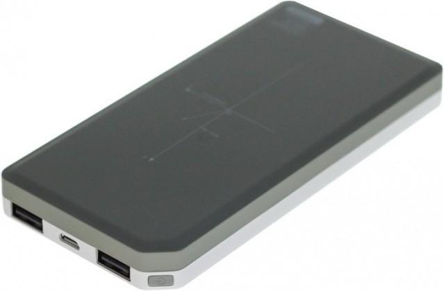 Powerbanka s bezdrátovým nabíjením Remax 10000mAh s QI, černá