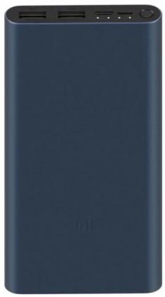 Powerbanka Xiaomi Mi Fast Charge 3 18W, 10000mAh, černá