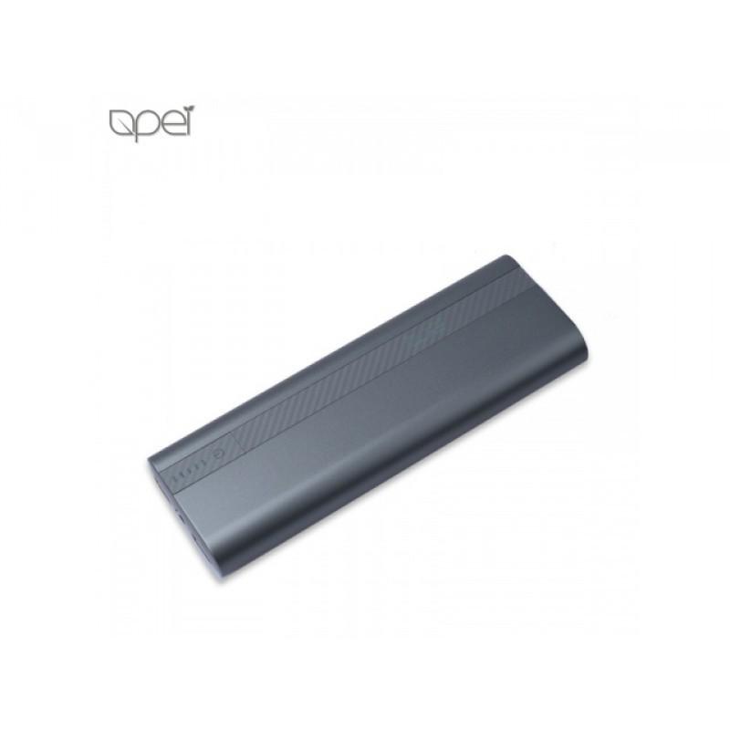 Powerbanky Apei Business Ultimate 11000 mAh (dark grey)