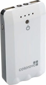 Powerbanky Colorovo Power box,6800 WH