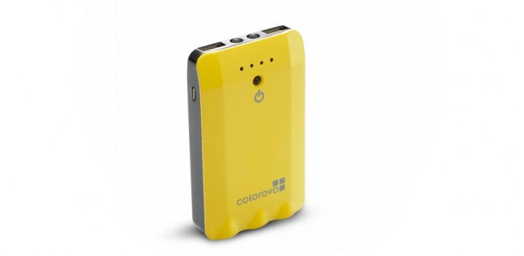 Powerbanky Colorovo Power box,6800 YL ROZBALENO