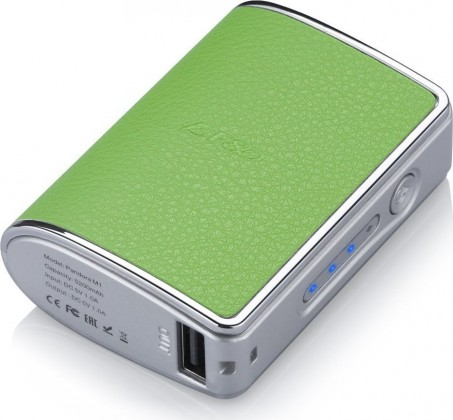 Powerbanky Fenda FampD Pandora M1 green