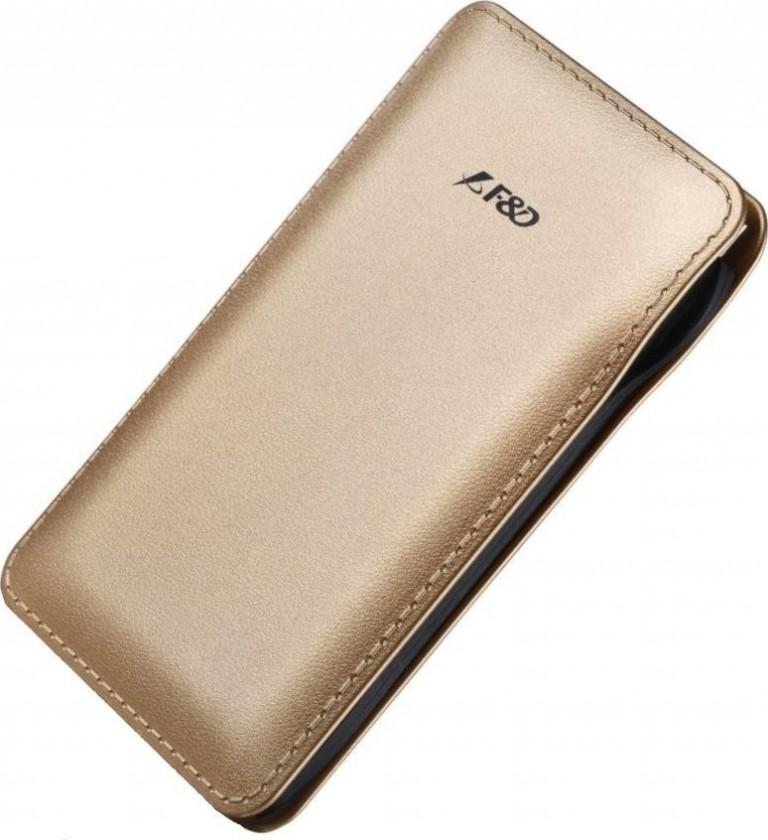Powerbanky Fenda FampD Slice T2 gold