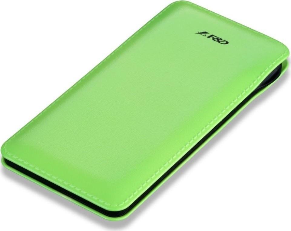 Powerbanky Fenda FampD Slice T2 green