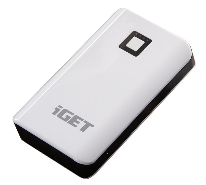 Powerbanky iGET Power B-6600