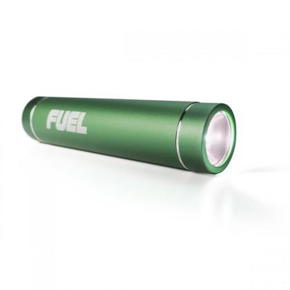 Powerbanky Patriot Power Bank 2000mAh+LED baterka, zelená