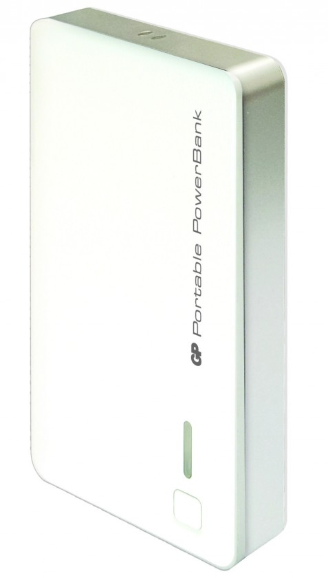 Powerbanky Power bank GP GP352 5200mAh bílý
