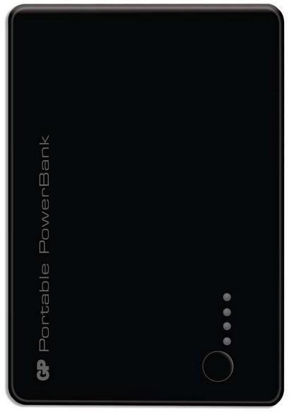 Powerbanky Power bank GP N304PE 10400mAh černý