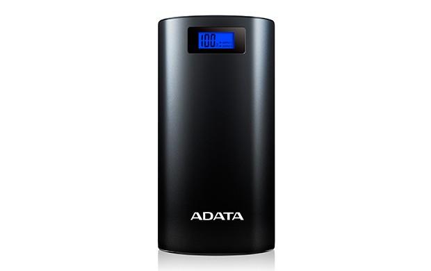 Powerbanky Powerbanka ADATA AP 20000mAh, černá