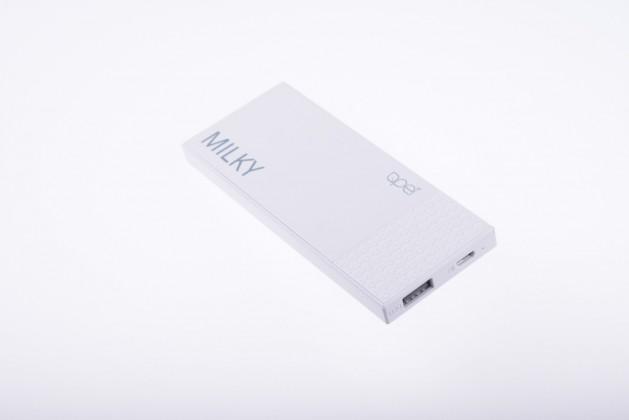 Powerbanky Powerbanka Apei Budget Milky 4000 mAh (white)
