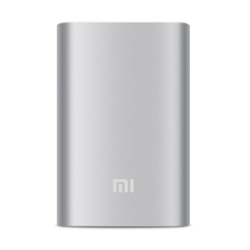 Powerbanky Powerbanka Xiaomi 10000mAh, stříbrná