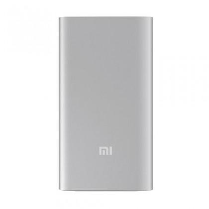 Powerbanky Powerbanka Xiaomi 5000mAh, stříbrná