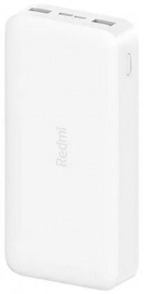 Powerbanky Powerbanka Xiaomi Redmi Fast Charge 18W, 20000mAh, bílá