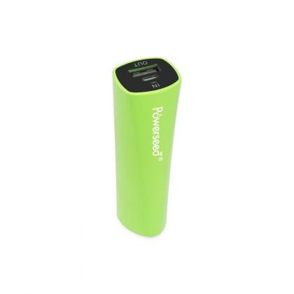 Powerbanky Powerseed PS-2400E zelená (PS-2400g)