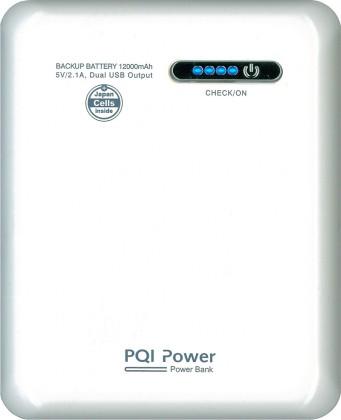 Powerbanky PQI i-Power 12000S White