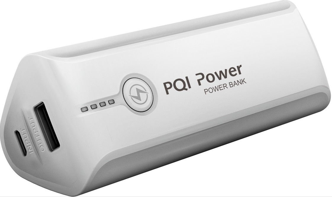 Powerbanky PQI i-Power 7800mAh White