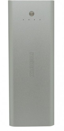 Powerbanky REMAX PowerBank 5 000 mAh alu GREY