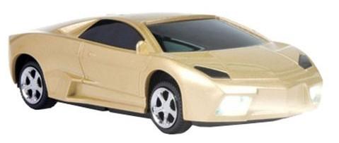 Powerbanky REMAX PowerBank 5 000 mAh, Lamborghini hnědá barva