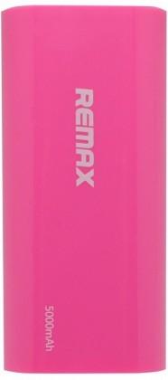 Powerbanky REMAX PowerBank 5 000 mAh plastic ROSE ROZBALENO