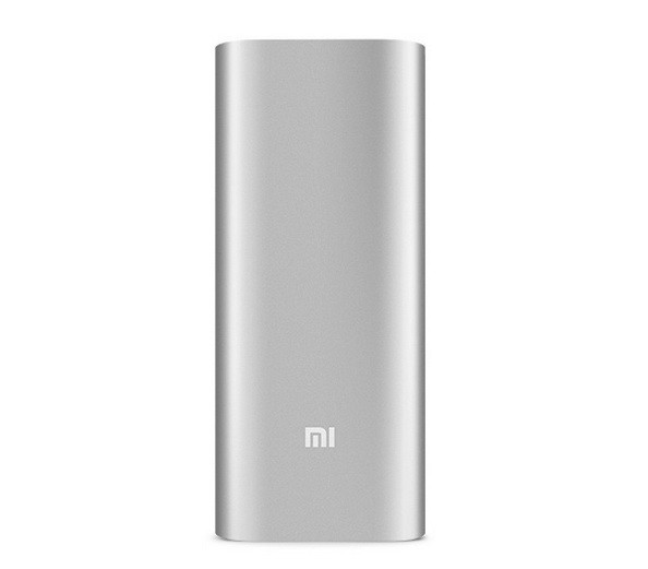 Powerbanky Xiaomi NDY-02-AL PowerBank Dual USB 16000mAh Silver (EU Blister)