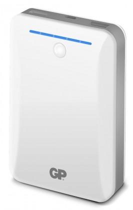 Powerbanky Záložní zdroj energie GP 10400mAh bílý (GL301W)