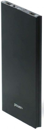 PowerPlus Slim 2USB 10000mah černá barva