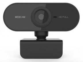 Powerton HD Webkamera PWCAM2, 1080p, černá