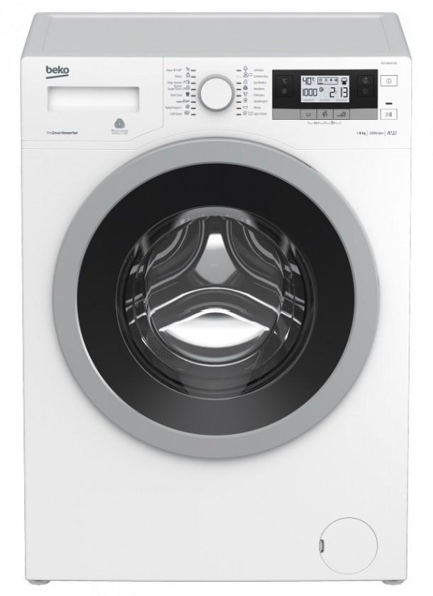 Pračka předem plněná Beko WTV8634XS0