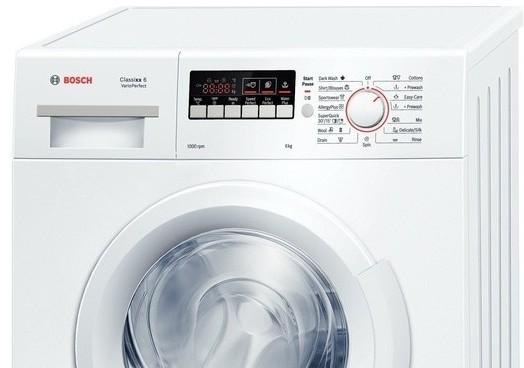 Pračka předem plněná Bosch WAB20261BY