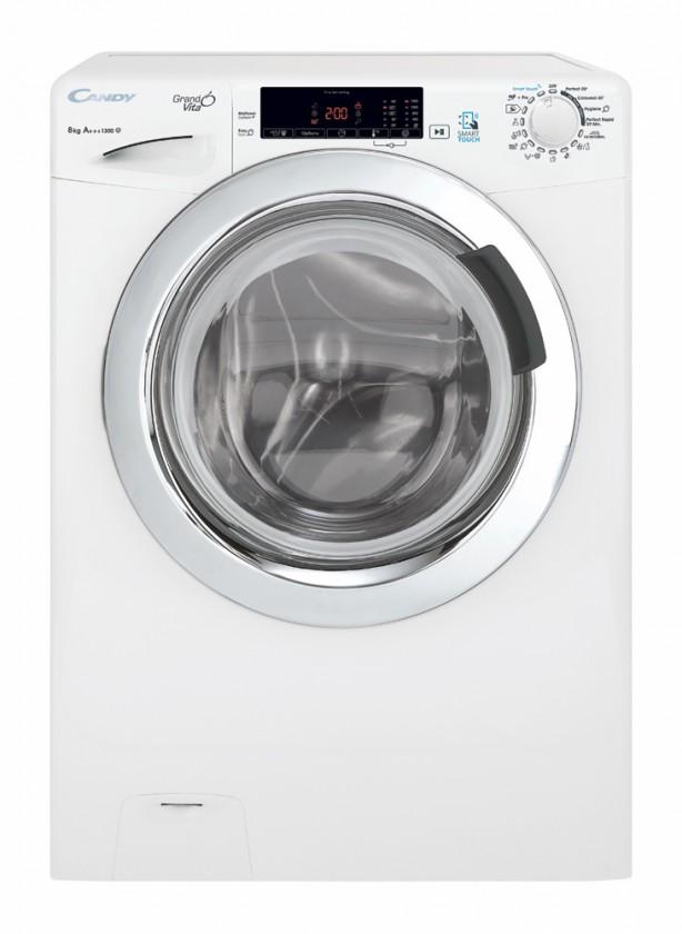 Pračka předem plněná Candy A+++,8kg,1300ot/min,1,05kWh,MPS+