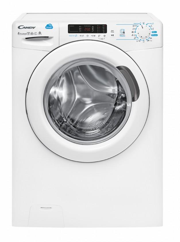 Pračka předem plněná Candy AAA,8+5kg,1400ot/min,1,2kWh,smto
