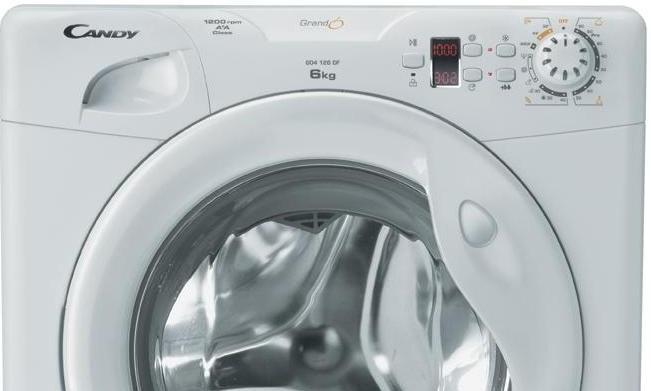 Pračka předem plněná Candy GO4 126DF