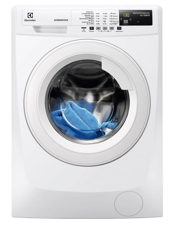 Pračka předem plněná Electrolux EWF 1674 BW