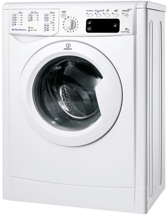 Pračka předem plněná Indesit IWSE 61251 C ECO