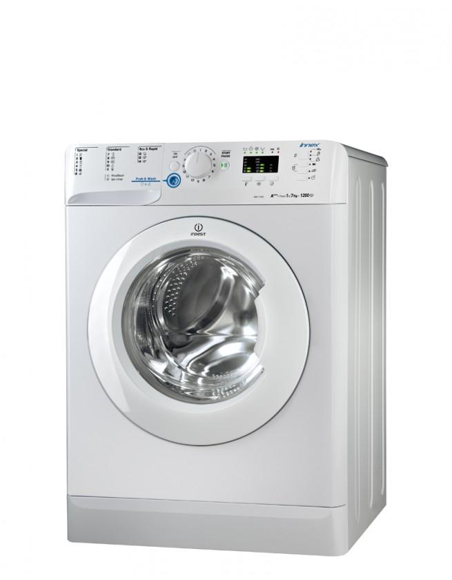 Pračka předem plněná Indesit XWA71283