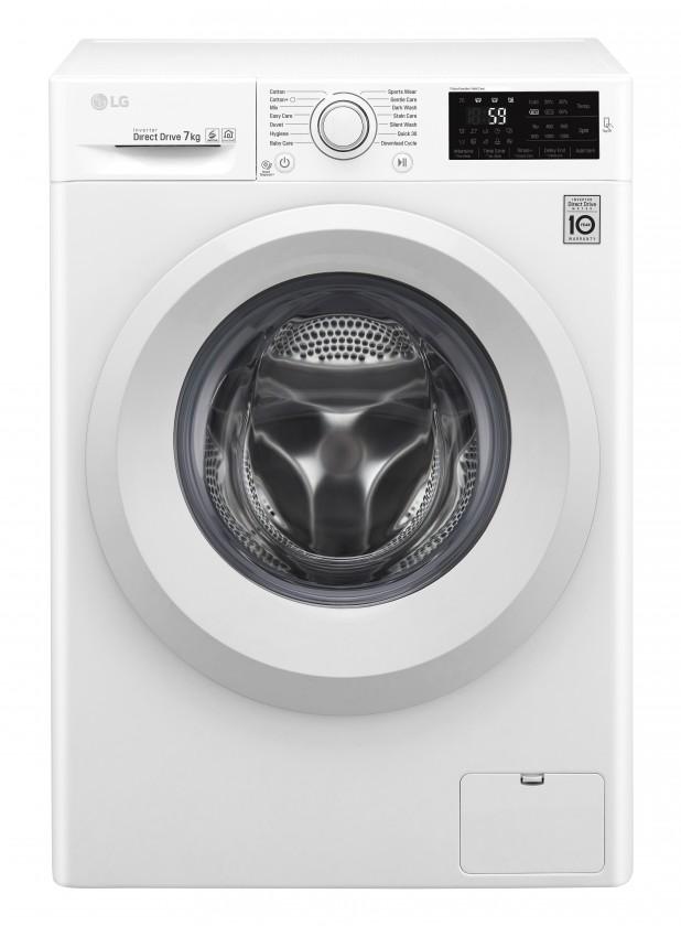 Pračka předem plněná LG F70J5QN3W