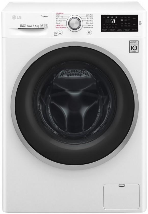Pračka předem plněná LG WD60J6WY1W