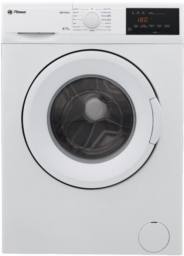 Pračka předem plněná Pračka předem plněná Romo RWF1070A, A++