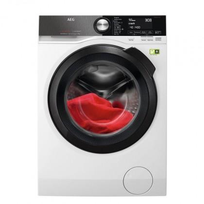 Pračka předem plněná Pračka s předním plněním AEG L9FBB49SC, A+++,9 kg