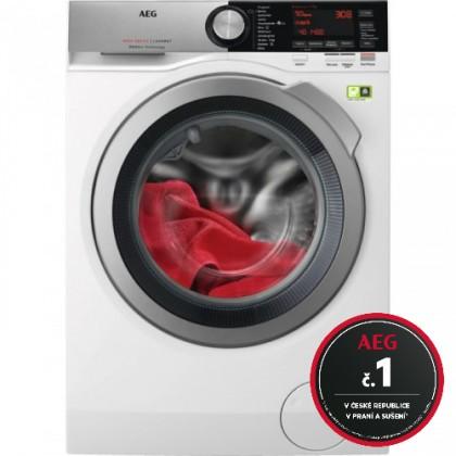 Pračka předem plněná Pračka s předním plněním AEG ÖKOMix L8FEC49SC, A+++, 9 kg