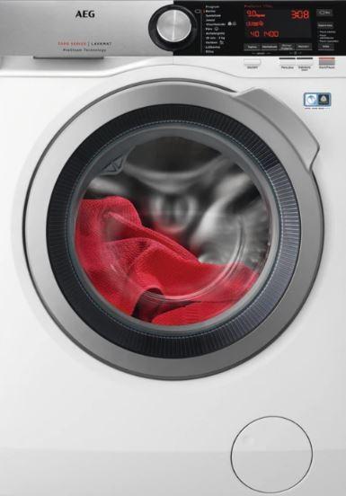 Pračka předem plněná Pračka s předním plněním AEG ProSteam L7FEC41SC, A+++-30%,10kg