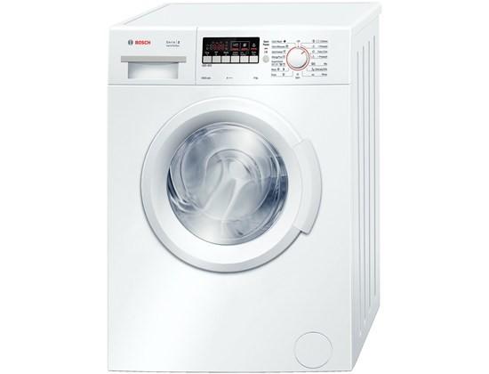 Pračka předem plněná Pračka s předním plněním Bosch WAB 20262BY, A+++, 6 kg
