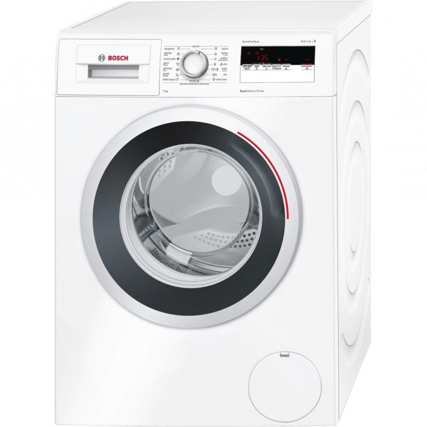 Pračka předem plněná Pračka s předním plněním Bosch WAN 28160CS, A+++, 7 kg
