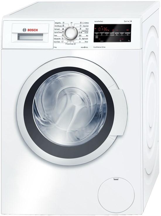 Pračka předem plněná Pračka s předním plněním Bosch WAT 24440BY, A+++, 8 kg