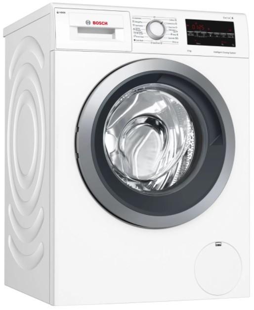Pračka předem plněná Pračka s předním plněním Bosch WAU28S60BY, A+++, 9kg
