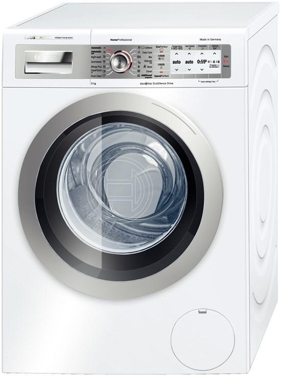 Pračka předem plněná Pračka s předním plněním Bosch WAY 32891EU, A+++, 9 kg