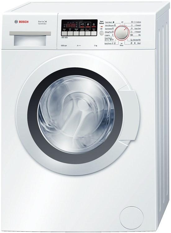 Pračka předem plněná Pračka s předním plněním Bosch WLG 20260BY, A+++, 5 kg