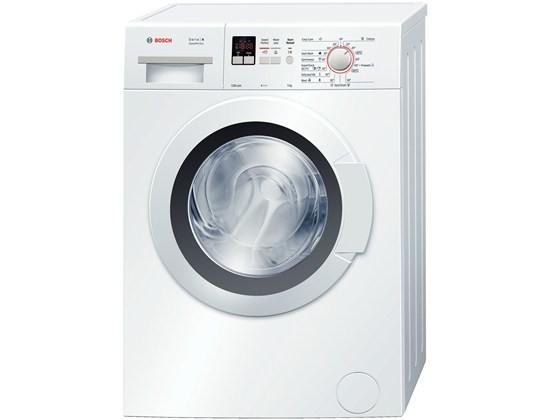 Pračka předem plněná Pračka s předním plněním Bosch WLG 24160BY, A+++, 5 kg